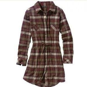 Patagonia Size M Highlands Organic Cotton Dress